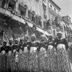 11. Desfile en el Ayuntamiento