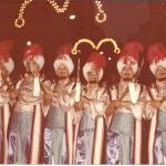 38. Escuadra mora años 70