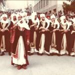 49. Desfile moro años 70.