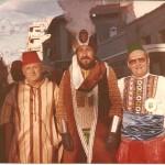 52. Pepe Antón, Espinosa y Miguel Espí