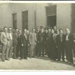 7. Inauguracion Comparsas 1946