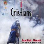 Cartel Moros y Cristianos San Blas Alicante 2019