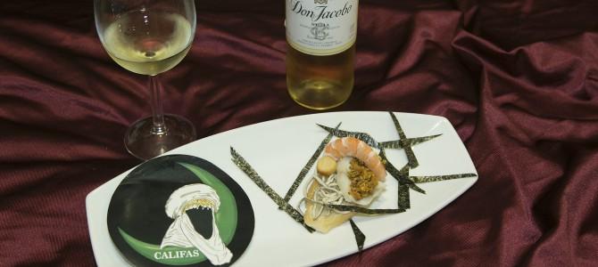 Aromas del Vino se alza con el premio de la Ruta de la Tapa Festera