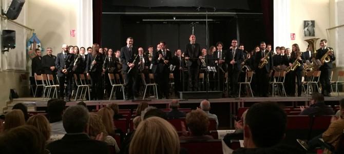 San Blas homenajea a la música festera