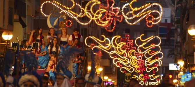 """Programa Oficial de Fiestas """"Moros y Cristianos de San Blas 2017″"""