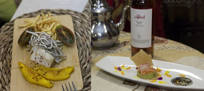 La Bodegueta y Aromas del Vino ganan respectivamente el premio a la mejor tapa cristiana y mora.