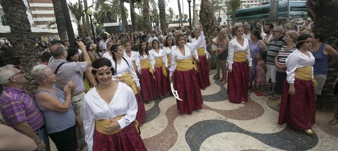 La Fiesta de San Blas en la Explanada. 9 y 12 de julio a las 20h.