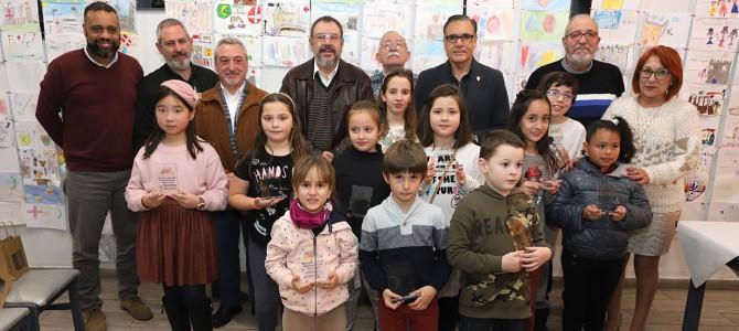Fallo del XXIV Concurso de Dibujo Escolar Moros y Cristianos de San Blas 2019