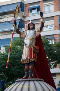 Almogávares, C. Cristiano Juan Manuel Davó Muntó