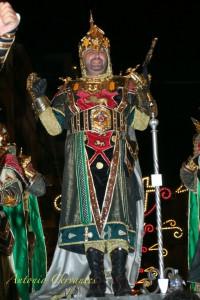 Cruzados, A. Cristiano José García Sevila