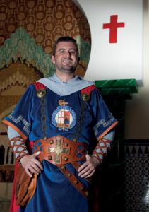 Alférez cristiano 2015 Ángel José Linares Hernando