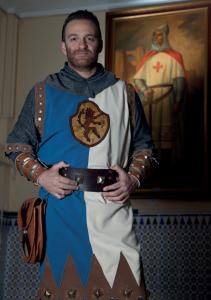 Capitán cristiano 2015 José Miguel García Cascales