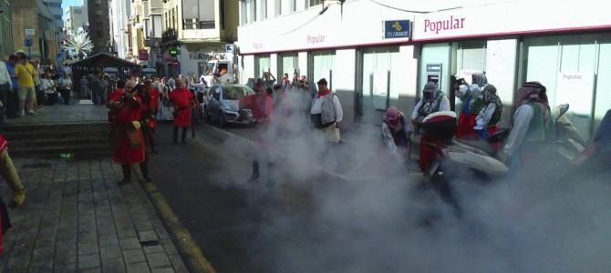 La Fiesta de San Blas en Les Fogueres