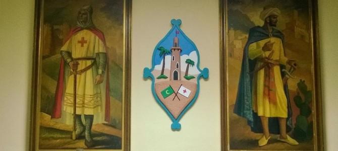 Nuestros cuadros de Gastón Castelló, por fin serán restaurados.