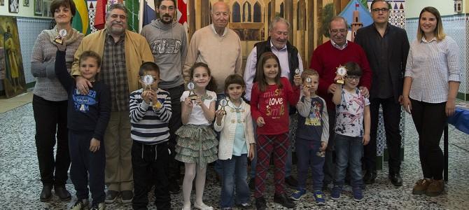 Se han entregado los premios del Concurso de Dibujo Infantil