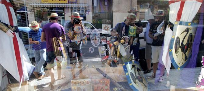 Bases del IV Concurso de Escaparates «Moros y Cristianos de San Blas»
