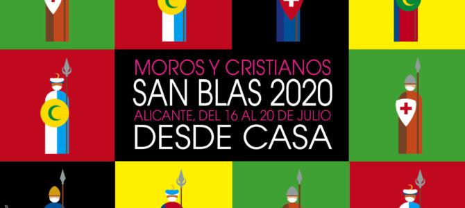 Presentación del cartel, programa y vídeo promocional de las Fiestas 2020 online